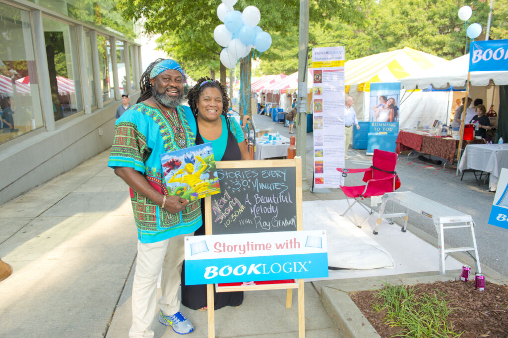 How to Sell Books at Book Festivals